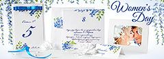 Корпоративные открытки к 8 Марта